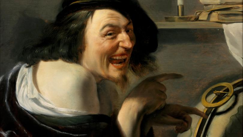 Senderos de fuga: de la risa, los filósofos y la filosofía