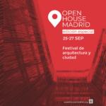 El Festival de Arquitectura Open House Madrid te invita a visitar gratis el CBA