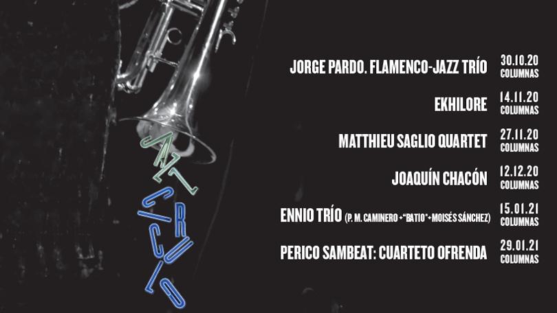 Los lunes, al Círculo en clave de jazz #superlunes