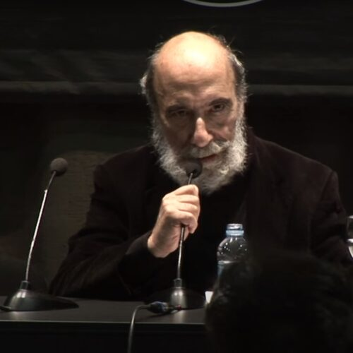 Raúl Zurita. Voces de Minerva