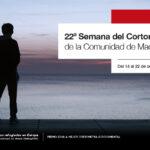 XXII Semana del Cortometraje de la Comunidad de Madrid
