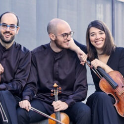 Cuarteto Cosmos · Lluís Claret, violonchelo