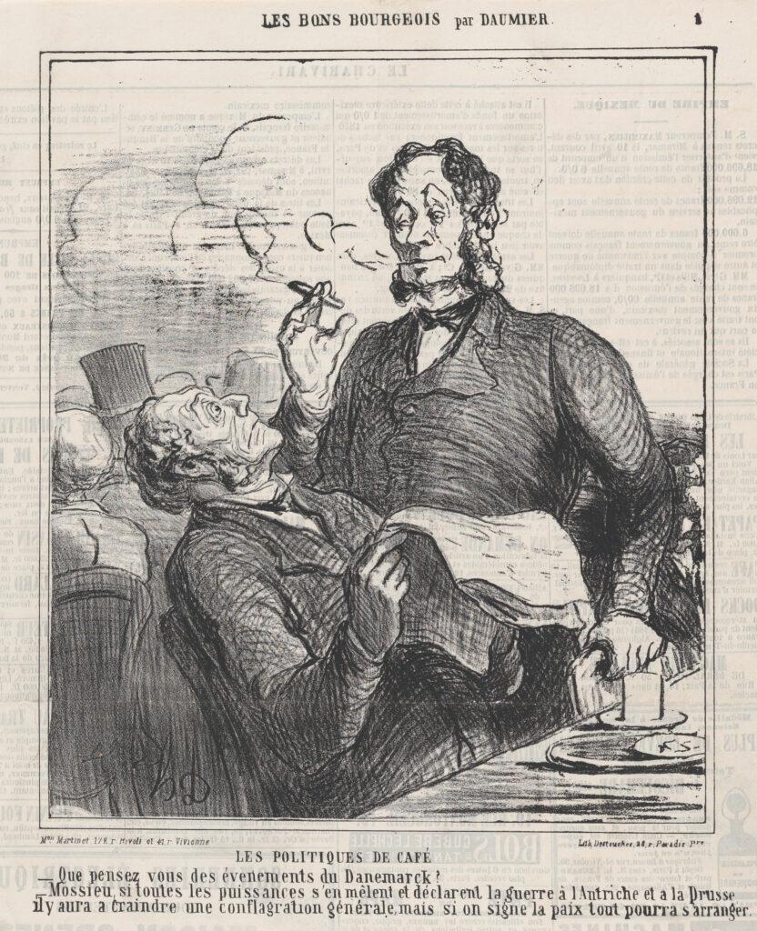 La pérdida de unos valores preestablecidos se convirtió en una preocupación de la puritana burguesía de la modernidad.