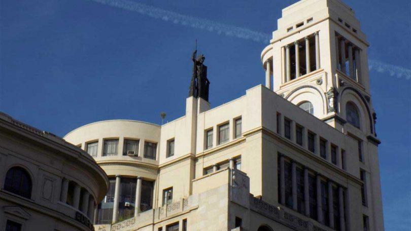 El Círculo de Bellas Artes se encuentra dentro del Paisaje de la Luz, declarado Patrimonio de la Humanidad por la UNESCO