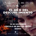 El año del descubrimiento, documetal de Luis López Carrasco