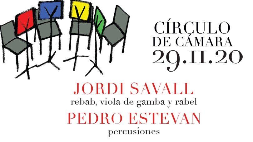 Jordi Savall· Pedro Estevan -ENTRADAS AGOTADAS-