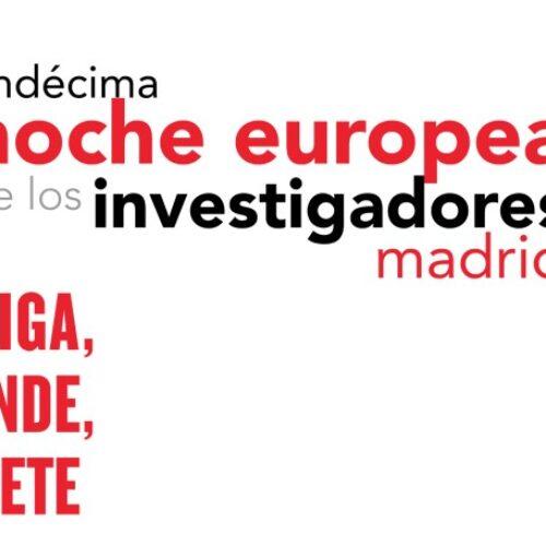 Monólogos de Big Van Ciencia [Noche Europea de los Investigadores]