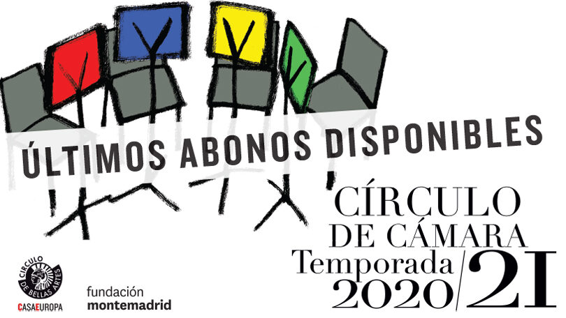 Círculo de Cámara. Temporada 2020 / 2021