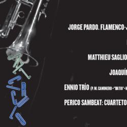 Jorge Pardo Flamenco-Jazz Trío [extracto] · ¡Estreno el 12 de noviembre!