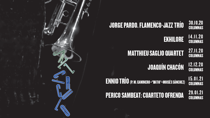 Presentación Jazz Círculo 2020·21. Ecos del Círculo