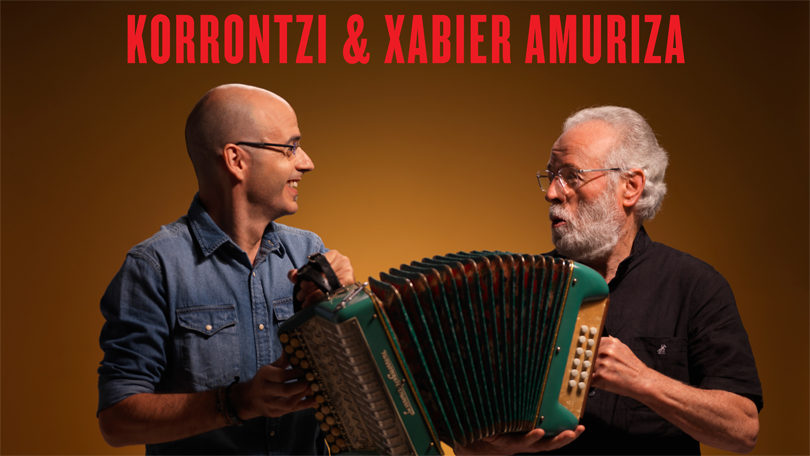 Korrontzi & Xabier Amuriza