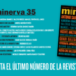 Revista Minerva 35 · Tienda online