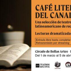 Café Literario del Canal