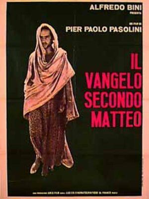 El evangelio según San Mateo (Il vangelo secondo Mateo)