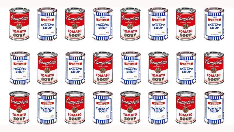 La imagen popular bajo sospecha: de Warhol a Banksy