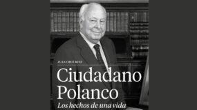 Presentación del libro de Juan Cruz, Ciudadano Polanco. Los hechos de una vida