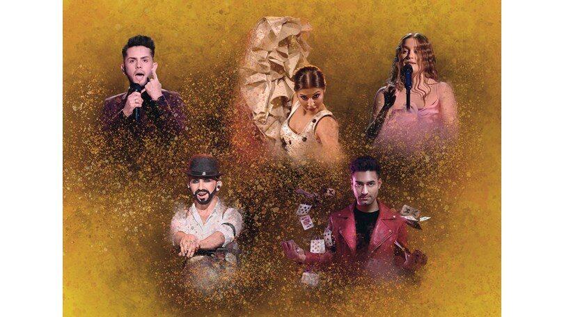 Primera Gala de finalistas de Got Talent