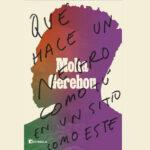 Presentación del libro de Moha Gerehou: Qué hace un negro como tú en un sitio como este