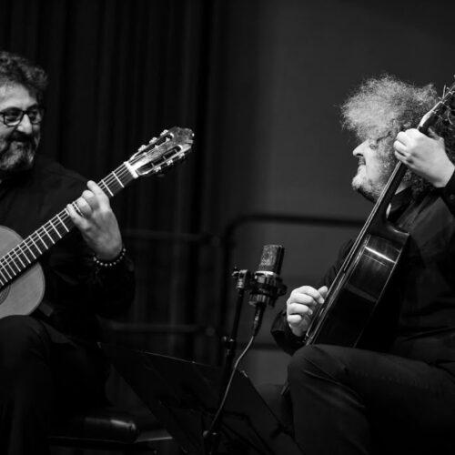 Aniello Desiderio y Zoran Dukic