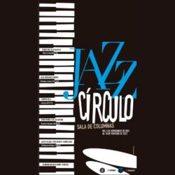 Cartel de Jazz Círculo en la edición 2021-2022