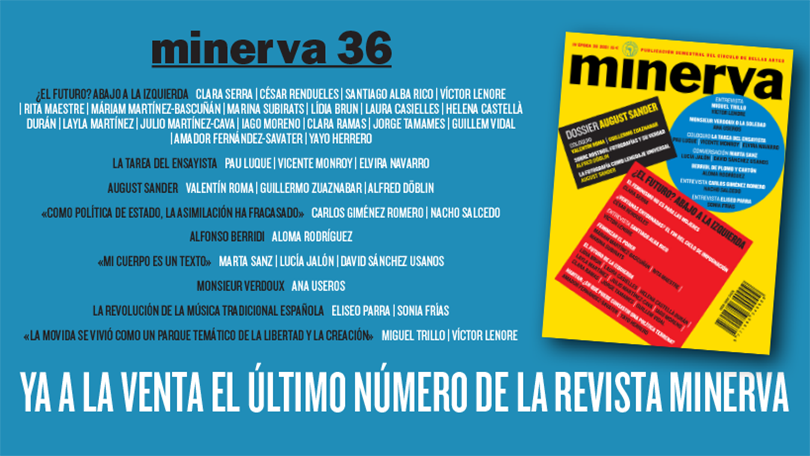 Revista Minerva 36 · Tienda online