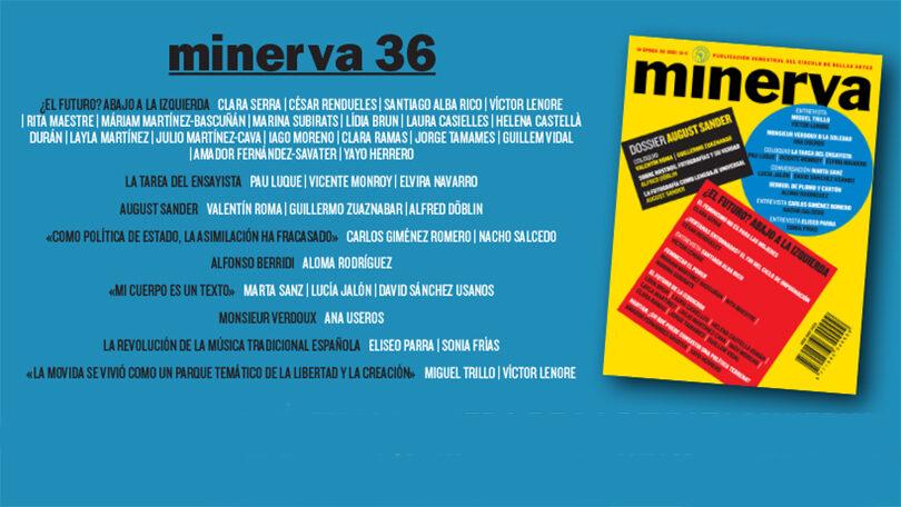 Revista Minerva 36