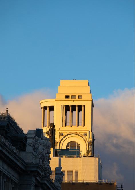 El CBA está en el Paisaje de la Luz, designado Patrimonio de la Humanidad por la UNESCO.