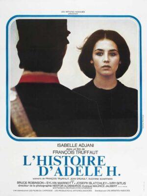 Diario íntimo de Adèle H. (L'histoire d'Adèle H.)