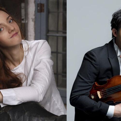 Fumiaki Miura, violín | Varvara, piano