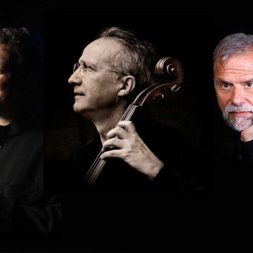 Joan E. LLuna, clarinete | Lluís Claret, violonchelo | Josep Colom, piano