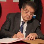 El Círculo de Bellas Artes concede la Medalla de Oro a Sergio Ramírez