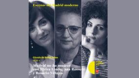 La Noche de los Libros | Elvira Lindo, Ana Rossetti y Rosario Villajos. Madrid no ha muerto