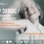 3XDOC | Encuentro de Creadores